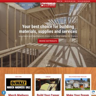 ArchiveBay.com - rbscorp.com - Riverhead Building Supply - Building Supply & Materials