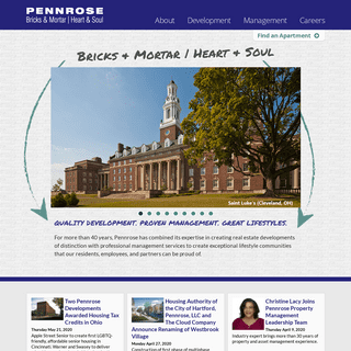 Multifamily Housing - Pennrose Development and Property Management Company