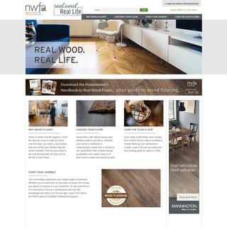 National Wood Flooring Association - NWFA