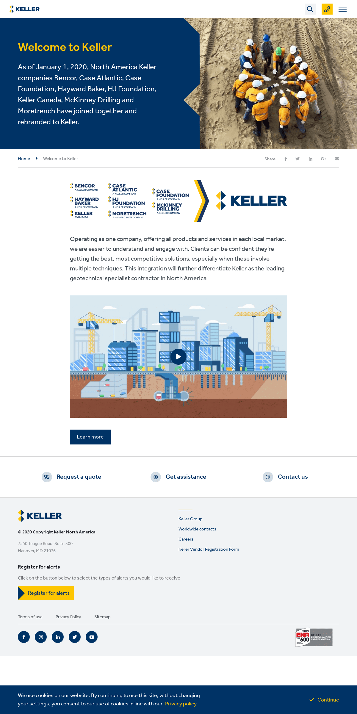 Welcome to Keller - Keller North America