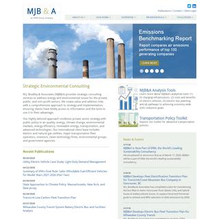 M.J. Bradley & Associates -