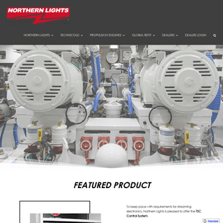 Northern Lights Marine Generators And Technicold Air Conditioning and Refrigeration – Northern Lights Marine Generators And Te