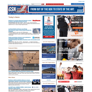 Government Security News - The News Leader in Physical, IT and Homeland Security