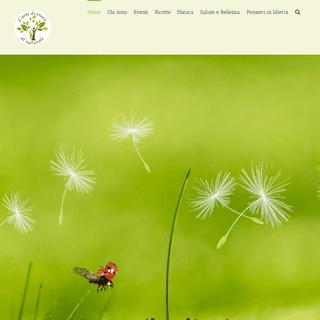ArchiveBay.com - lartediviverealnaturale.com - Home - L'Arte di Vivere al Naturale