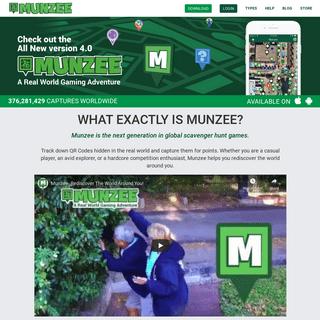 Play Munzee