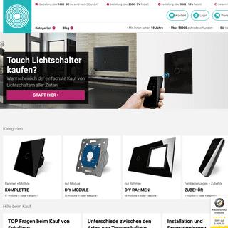 ArchiveBay.com - inled.co - #1 Quelle für Informationen über Touch Lichtschalter