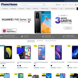 Phone House - Telemóveis, Tablets, Acessórios e muitos outros equipamentos. - Phone House