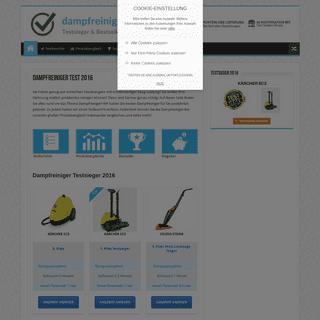 ArchiveBay.com - dampfreiniger-24.com - Dampfreiniger - Top Angebote ++ Ratgeber ++ Testsieger ++ Infos
