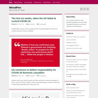 WiredPen - Digital musings from @kegill