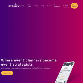 Integrated solutions to enhance event experience - Evenium