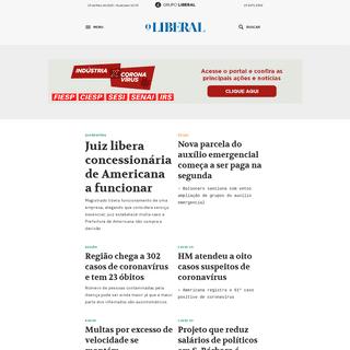 O Liberal - Notícias de Americana, Santa Bárbara, Nova Odessa e região