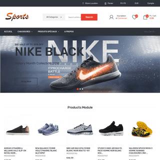 Acheter New Balance-Adidas-Nike-Asics-Puma-Reebok-Converse-Salomon-Vans Pas Cher