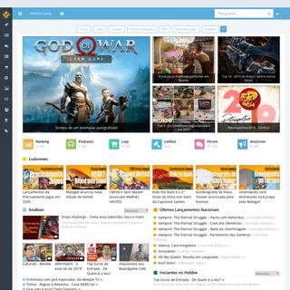 Ludopedia - Portal de jogos de tabuleiro