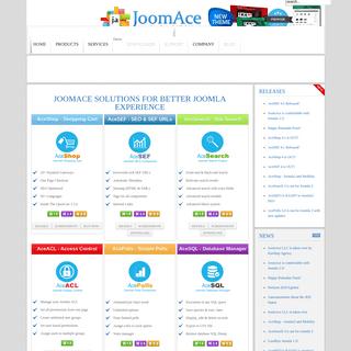 Ace Joomla! Solutions - JoomAce LLC