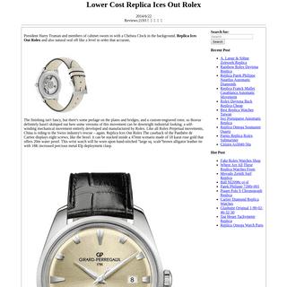 Lower Cost Replica Ices Out Rolex - Replica Omega Seamaster Quartz - Oris 01 754 7741 4065-07 5 20 63