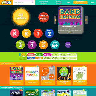 ArchiveBay.com - abcya.com - ABCya! • Learning Games and Apps for Kids