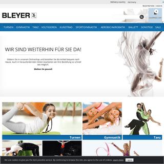 Bleyer Shop