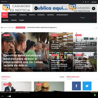 Carabobo es Noticia - Carabobo es Noticia