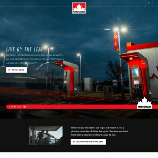 Live By The Leaf – Petro-Canada