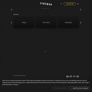 Strona główna - Cineman