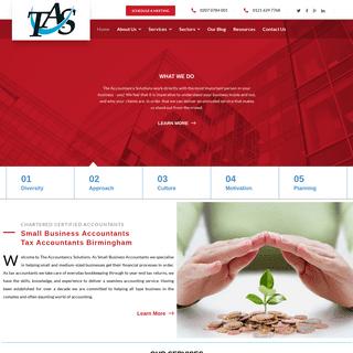 Small Business Accountants - Tax Accounatnts Birmingham