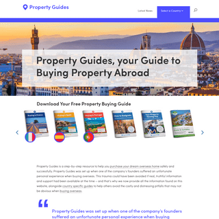Property Guides - Overseas Property Buying Resource