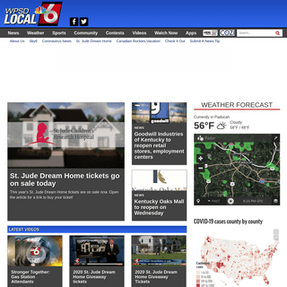 WPSD Local 6 - Your News, Weather, & Sports Authority