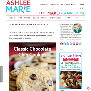 Ashlee Marie - real fun with real food - Cake decorating tutorials, from scratch recipes, culinary travel and over the top parti