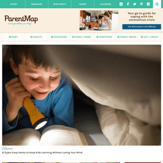 ParentMap - Seattle Activities for Kids and Family Resources