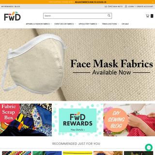 ArchiveBay.com - fabricwholesaledirect.com - Wholesale Fabric Suppliers Online - Fabric Wholesale Direct