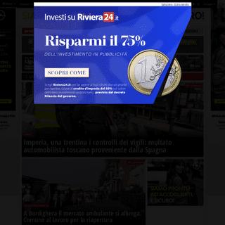 ArchiveBay.com - riviera24.it - Riviera24.it - Imperia notizie, News in tempo reale