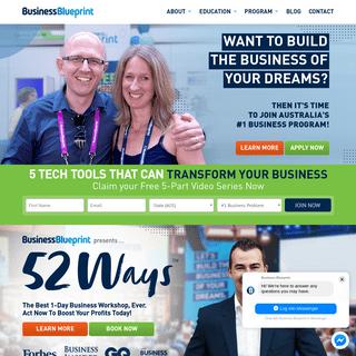 ArchiveBay.com - businessblueprint.com - Australia's #1 Business Program - Business Blueprint
