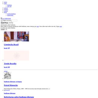 ArchiveBay.com - darma.info - Budismo, meditação, informações ... - Darma Info