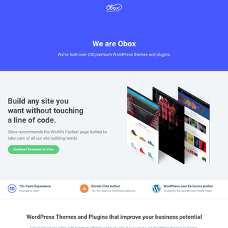 Obox Themes – Premium WordPress Themes