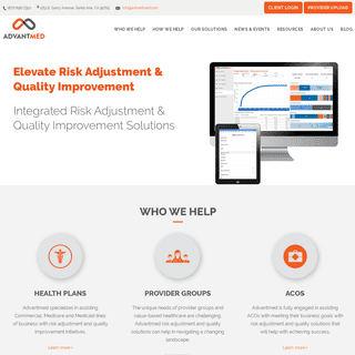 Advantmed - A Healthcare Solutions Company