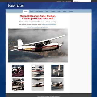 ArchiveBay.com - aircraftdesigns.com - Aircraft Designs
