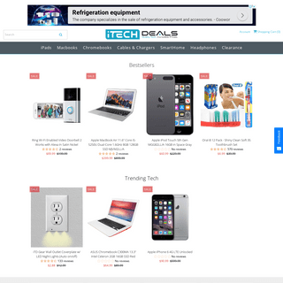iTech Deals- Daily Deals on Electronics and Phone Accessories
