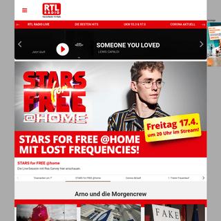 ArchiveBay.com - rtlradio.de - Startseite -