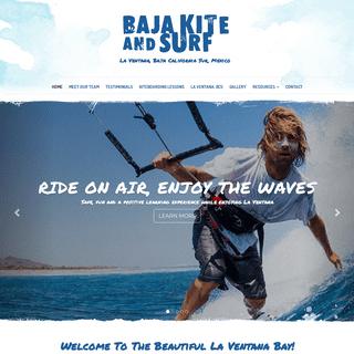 Baja Kite and Surf