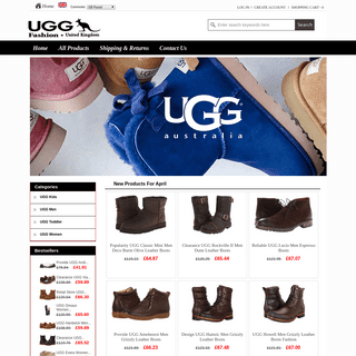 Cheap UGG Boots Online in UK - UGG Slippers on Sale