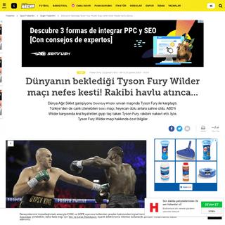 ArchiveBay.com - www.hurriyet.com.tr/sporarena/galeri-dunyanin-bekledigi-mac-nefes-kesti-rakibi-havlu-atinca-41453358 - Dünyanın beklediği Tyson Fury Wilder maçı nefes kesti! Rakibi havlu atınca...