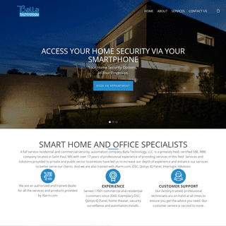 Balla Technology Llc – Smart home and business