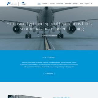 ArchiveBay.com - pelesys.com - Pelesys - Aviation Training Management Solutions