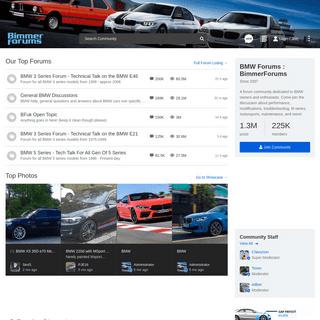 BMW Forums - BimmerForums