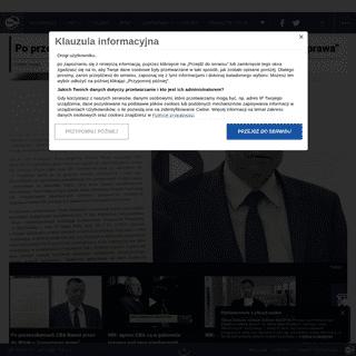 ArchiveBay.com - tvn24.pl/polska/przeszukania-cba-prezes-nik-marian-banas-pisze-do-marszalek-sejmu-4179297 - Przeszukania CBA. Prezes NIK Marian Banaś pisze do marszałek Sejmu - TVN24
