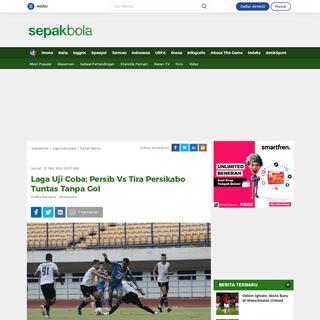 ArchiveBay.com - sport.detik.com/sepakbola/liga-indonesia/d-4909379/laga-uji-coba-persib-vs-tira-persikabo-tuntas-tanpa-gol - Laga Uji Coba- Persib Vs Tira Persikabo Tuntas Tanpa Gol