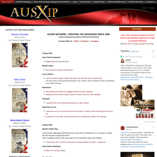 ArchiveBay.com - ausxip.com - AUSXIP Network - Xena Warrior Princess - Australian Xena Information Page - Xena Warrior Princess