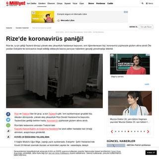 ArchiveBay.com - www.milliyet.com.tr/gundem/rizede-koronavirus-panigi-6148496 - Rize'de koronavirüs paniği! - Haberler