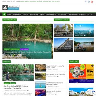 Mochileros en Yucatán - Guía de viaje por la península de Yucatán