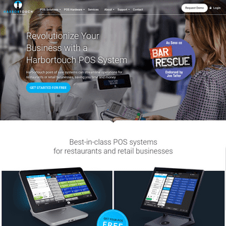 Harbortouch - POS Systems